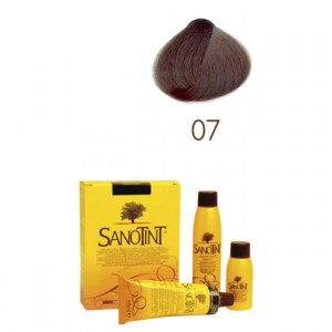 Farba do włosów Classic 07-Ash Brown 125ml Sanotint
